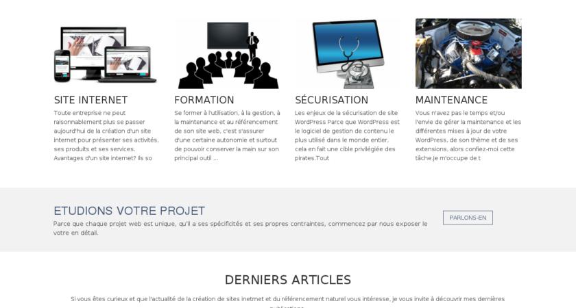 Agence web WordPress sur la Marne et les Ardennes