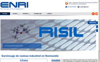 ENRI, société normande de rouleaux industriels