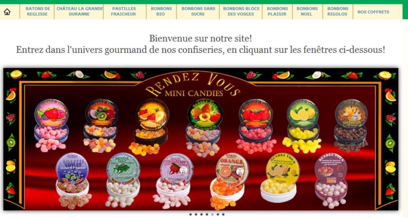 Tout savoir sur le monde des confiseries françaises