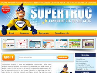 Supertruc.fr: annuaire de référencement
