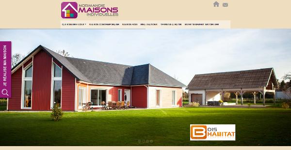 NMI, constructeur de maisons individuelles en Normandie