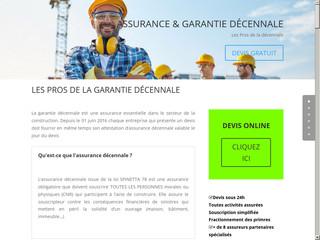 Les professionnels de la garantie décennale