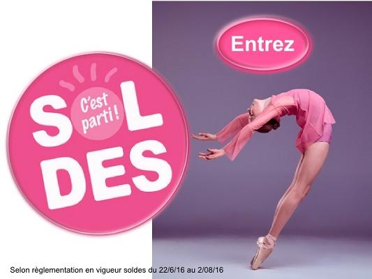 Dansea : articles de danse moins chers