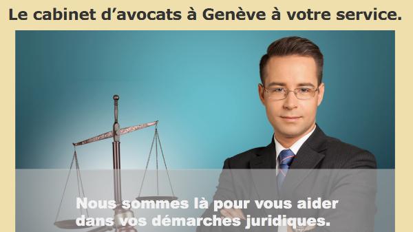 Guide pour trouver un avocat à Genève
