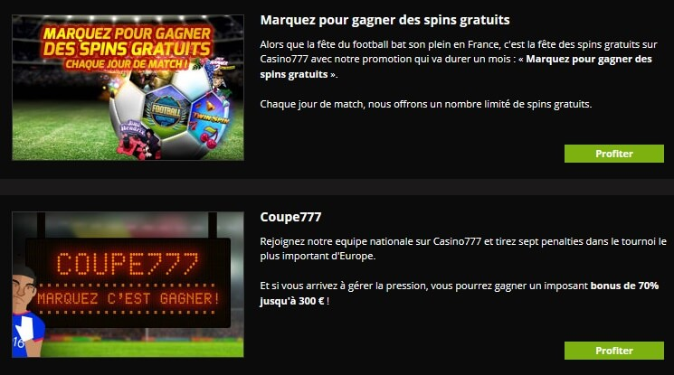 Casinos VIP, vos meilleurs casinos en ligne.
