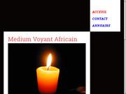 Médium africain disponible en Belgique