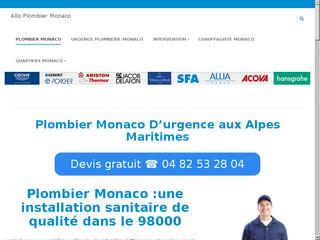 Agence de plomberie à Monaco