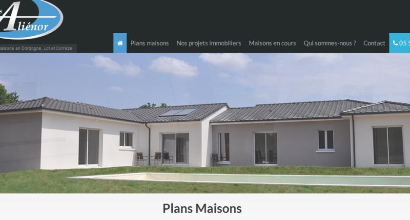 Maison Aliénor: votre constructeur de maisons individuelles