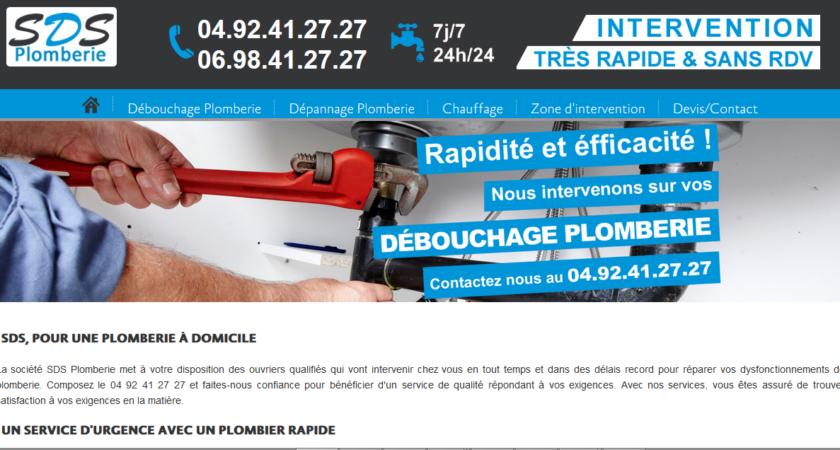 La meilleure entreprise de plomberie à Nice