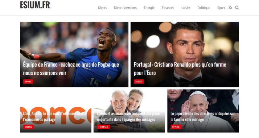 Suivez l'actualité française
