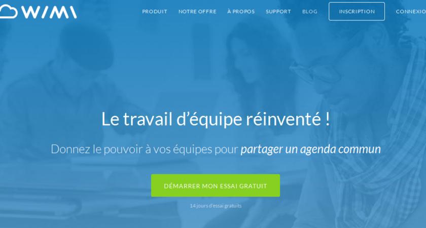 WIMI: logiciel de gestion de projet en ligne