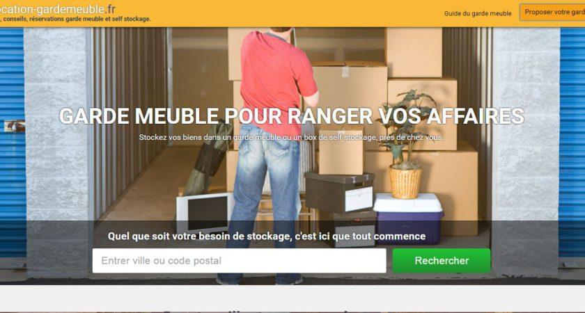 Location de garde-meuble et autres espaces de stockage en France
