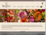 Livraison de bouquets de fleurs à Paris