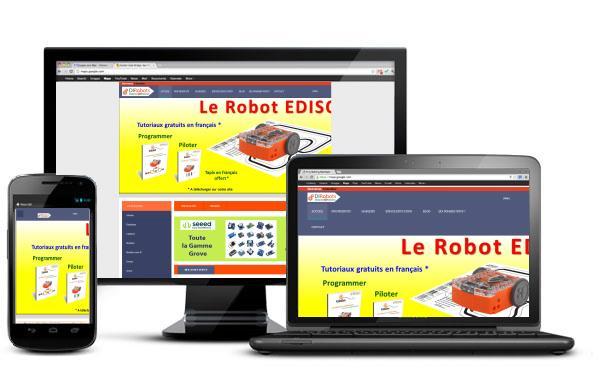 Dirobots: vente de robots