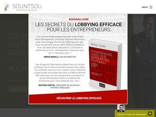 Sountsou: Cabinet conseil affaires publiques