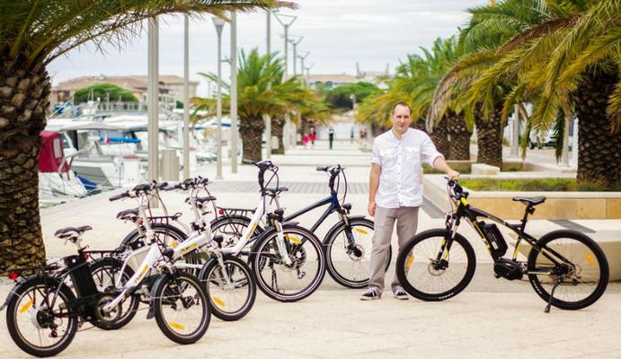 Vélos électriques Tomy Bike