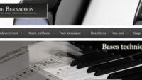 Cours de piano en ligne : profitez de la méthode Bernachon