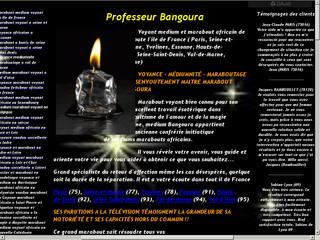 Marabout Bangoura: grand médium en île de France