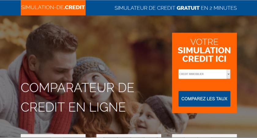 Le meilleur outil de simulation de crédit