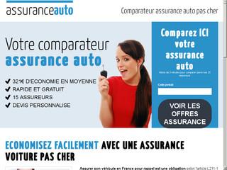 Comparateur gratuit et rapide d'assurancces auto