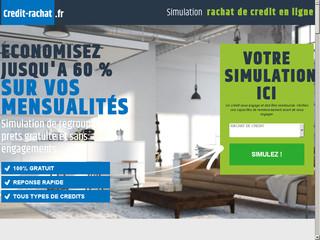 Simulateur gratuit pour votre rachat de crédits