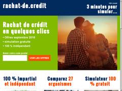 Simulateur en ligne pour votre rachat de crédits