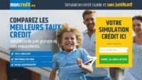 Comparateur gratuit en ligne de crédit sans justificatif