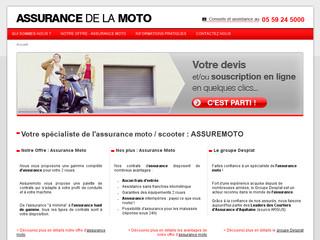 Trouvez aisément une assurance moto pas cher