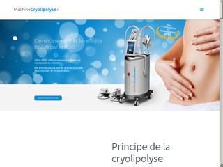 Achat de matériel Cryolipolyse