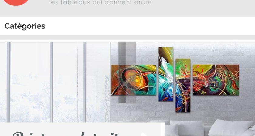 Artwall-and-co, tableaux et peintures de styles variés