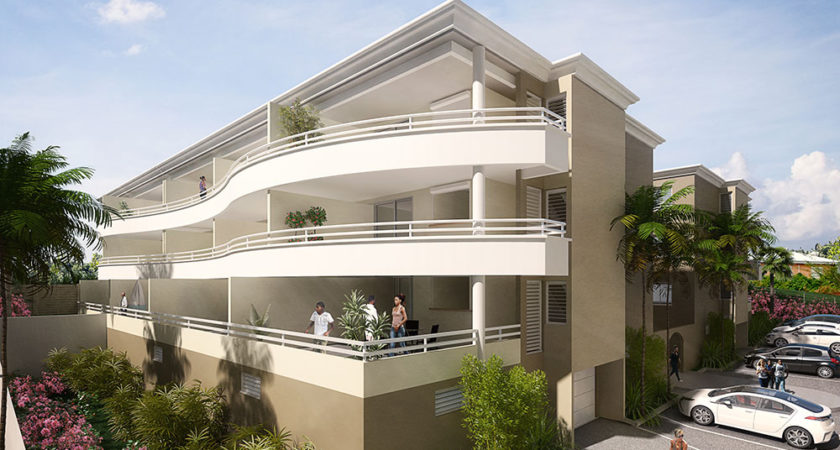 Programme immobilier neuf Martinique – Fort de France