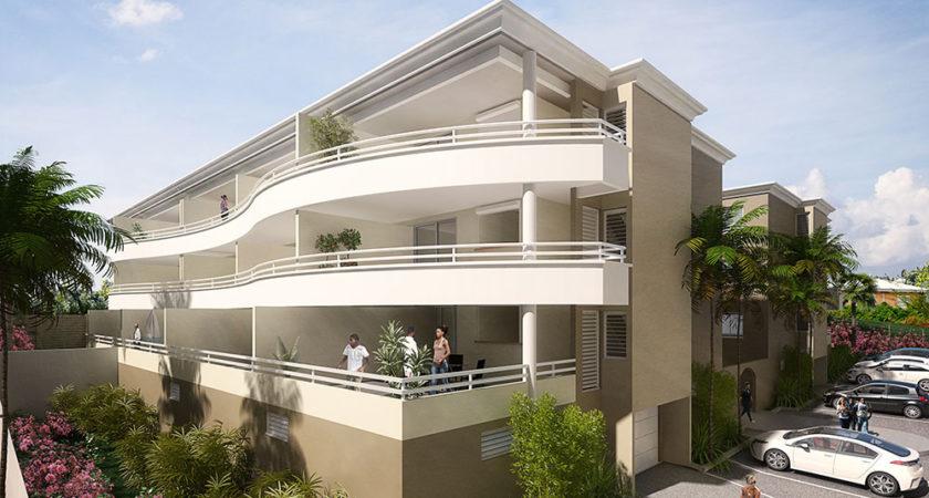 Programme immobilier neuf Martinique – Fort de France