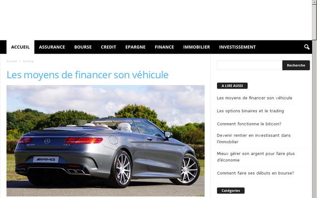 Boursefinancemag.com, votre magazine sur la bourse et les finances.