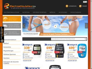 Acheter un appareil d'électrostimulation en ligne