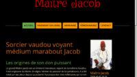Le grand marabout sorcier Jacob