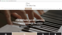 Methode-colin.com, cours de piano en ligne.