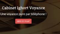 La voyance sérieuse par téléphone du cabinet Ighort