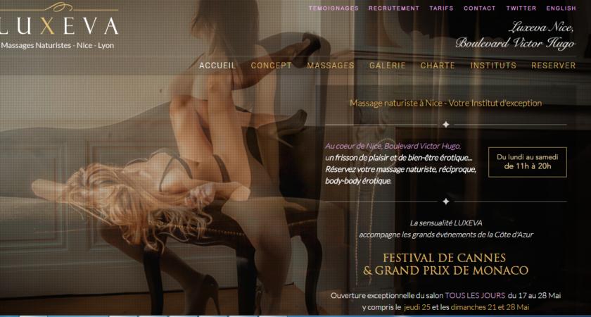 Massage naturiste sur Lyon et Nice