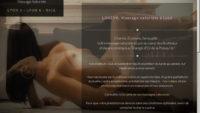 Séance de massages naturistes avec Instituts Luxeva