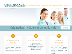 Études médicales sans concours PACES – Écoles médicales ESEM France