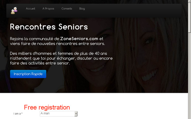 ZoneSeniors.com : site de rencontre séniors