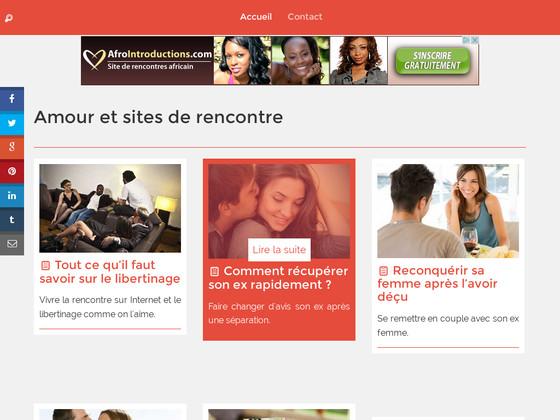 1site rencontre: blog sur les sites de rencontre