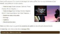 L'instant Spa, centre de bien-être et de beauté sis à Nice