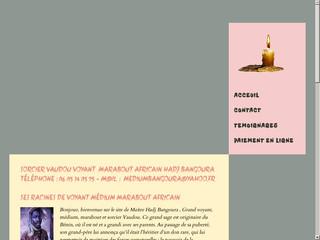 Hadj Bangoura: médium en Seine et Marne
