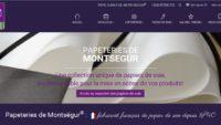Papeteries Montségur, fabricant de papier de soie de qualité
