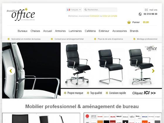 Vente en ligne de mobilier professionnel de bureau