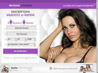 Rencontre de femmes Cougars en France