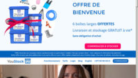 You Stock: concept originale de stockage