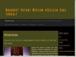Marabout voyant africain compétent