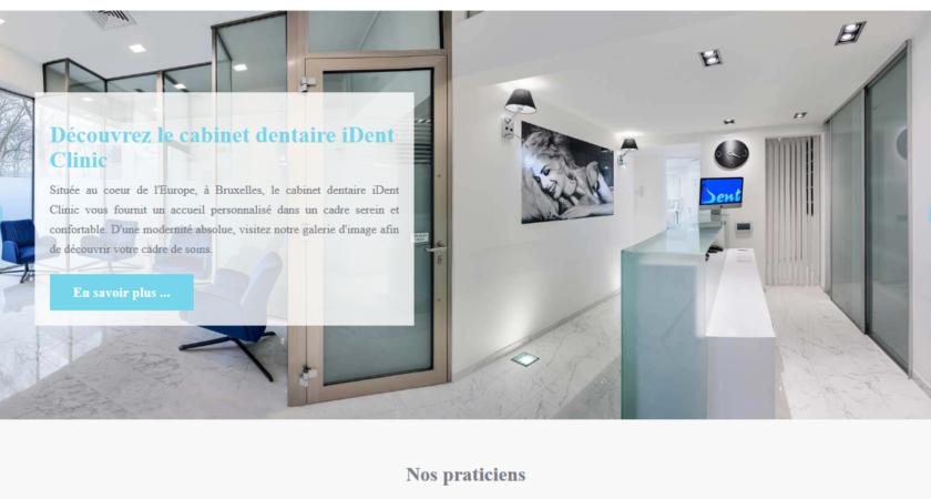 iDent Clinic, votre meilleur dentiste à Bruxelles